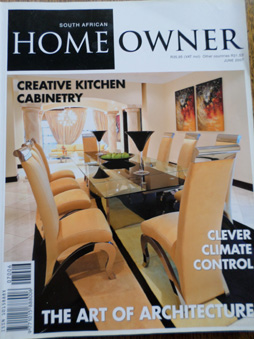 South African Home Owner June 2007